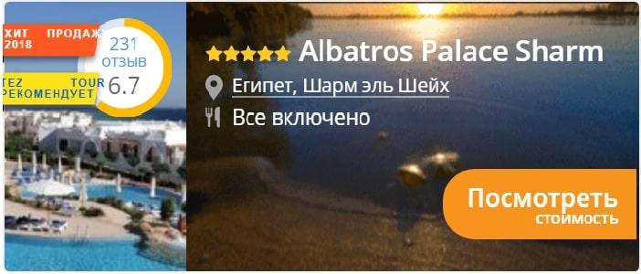 Albatros Palace Sharm 5
